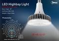 BREE製水銀灯代替LEDランプE39