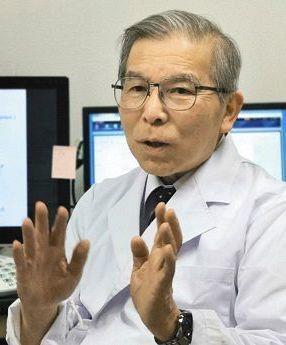 臨床ウィルス学白木教授