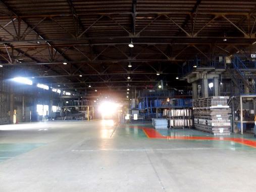 工場LED化
