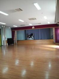 静岡南幼稚園遊戯室LED照明